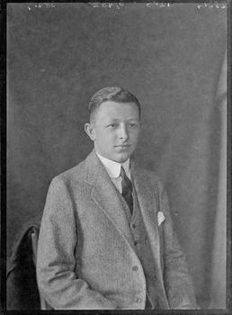 First World War internee, Douglas or Knockaloe Camp,…