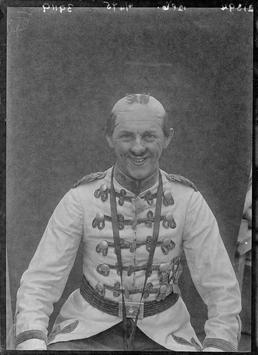 First World War Internee, Theatre, Douglas or Knockaloe…