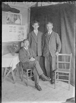 First World War Internees, Douglas or Knockaloe Camp,…