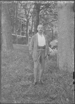 First World War Internee, Woodland, Douglas Camp, Isle…