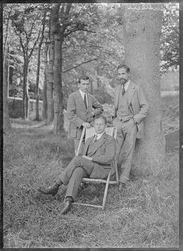First World War Internees, Woodland, Douglas Camp, Isle…