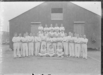First World War Internee Gymnastic Team/ Club in…
