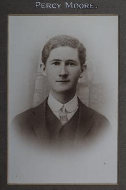 Moore, Percy