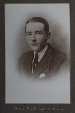 Allan-Black, Hugh