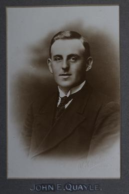 Quayle, John E.
