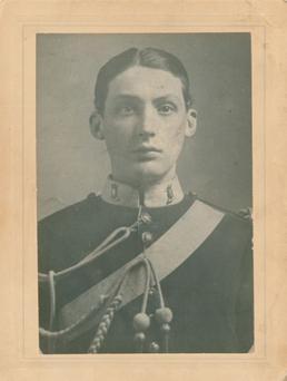 Cowley, George Alfred