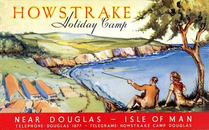 Howstrake Holiday Camp near Douglas, Isle of Man…