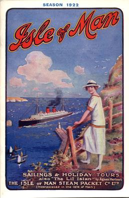 Sailings & Holiday Tours Season 1922