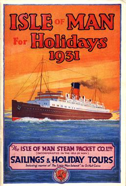 Sailings & Holiday Tours Season 1931