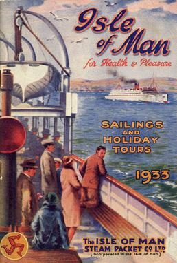 Sailings & Holiday Tours Season 1933
