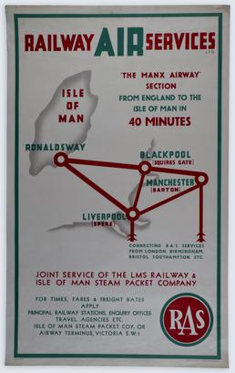 Railway Air Services the Manx Airway Section From…