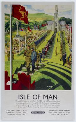 Isle of Man Train and Steamer Services and…