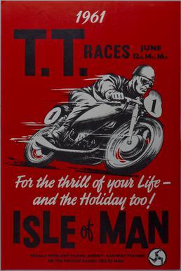 1961 TT races Isle of Man