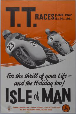 1967 TT Races Isle of Man