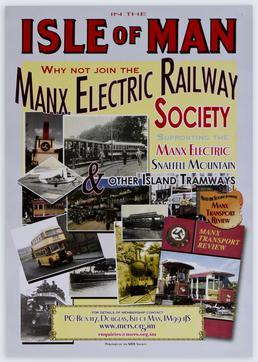 Why Not Join the Manx Electric Railway Society…