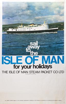 Sail away to the Isle of Man for…