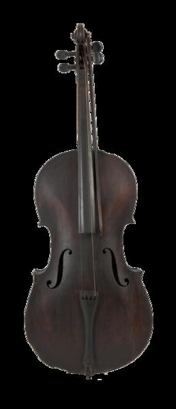 Violin Cello used by Tom Taggart at the…