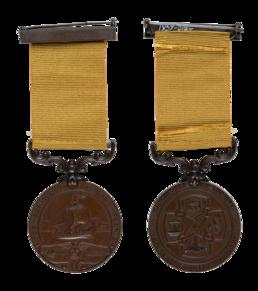 Medal awarded by the Manchester Manx Society to…