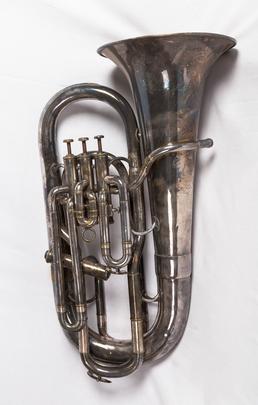Baritone Horn for Castletown Metropolitan Band