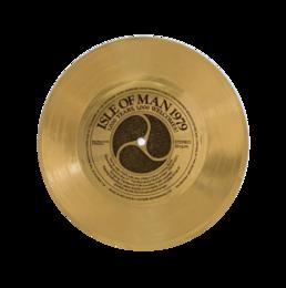 Record entitled 'Isle of Man 1979 1000 years…